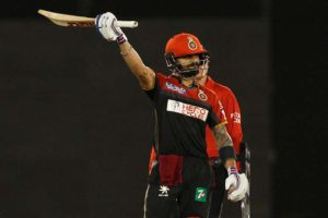 Virat Kohli 25th fifty in IPL