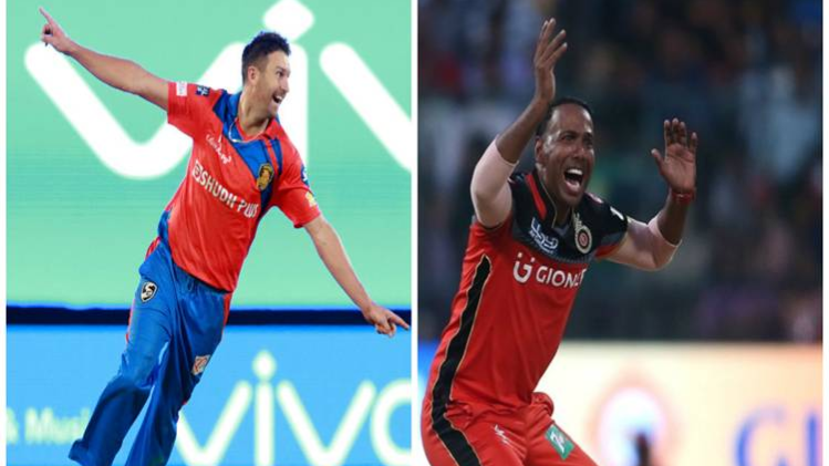 Samuel Badree and Andrew Tye take hat trick on same day