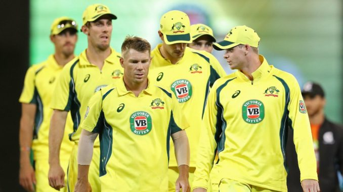 Australia Squad For Champions Trophy 2017