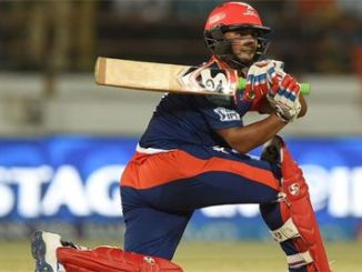 Rishabh Pant played a fine inning after the death of his father