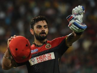 Virat Kohli is upset by the poor performance of his team in this season