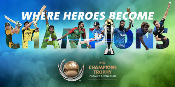 All team squad for ICC Champions Trophy 2017