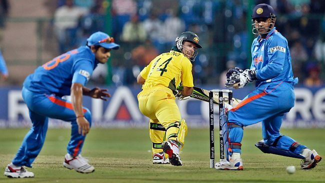 India-Australia will play ICC Champions Trophy final in England