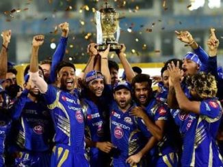 Mumbai Indians created the history in IPL
