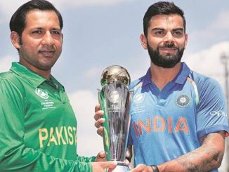 Team India will face Pakistan in the final of ICC Champions Trophy-2017  on Sunday in Oval.