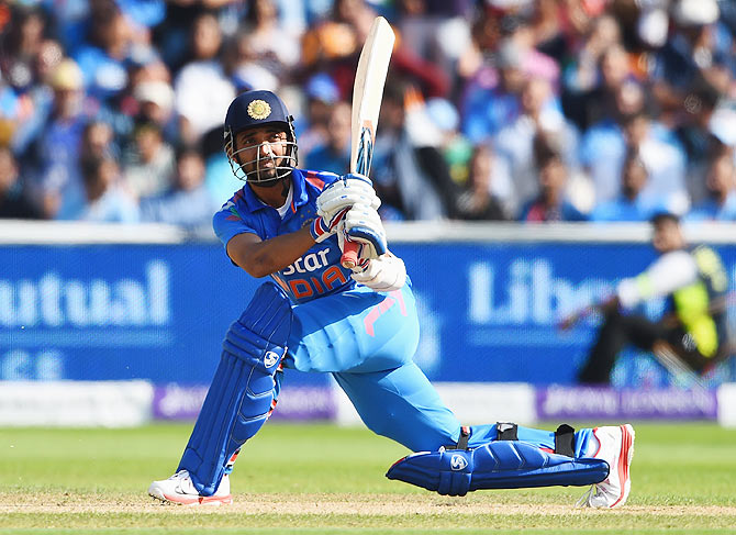 Ajinkya Rahane made a remarkable record against West Indies in the fourth ODI
