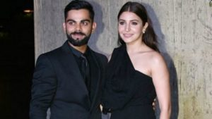 Virat Kohli and Anushka Sharma together for a commercial ad