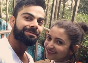 Virat Kohli and Anushka Sharma spotted together in a resort