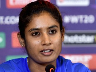Mithali said that there should be a league like women's Big Bash League in India.