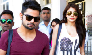 Virat Kohli and Anushka Sharma spotted together
