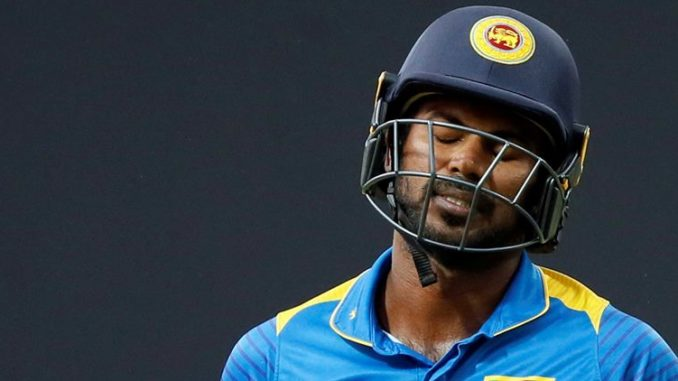 Upul Tharanga baaned for 2 ODIs