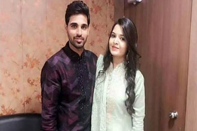Bhuvneshwar kumar marriage