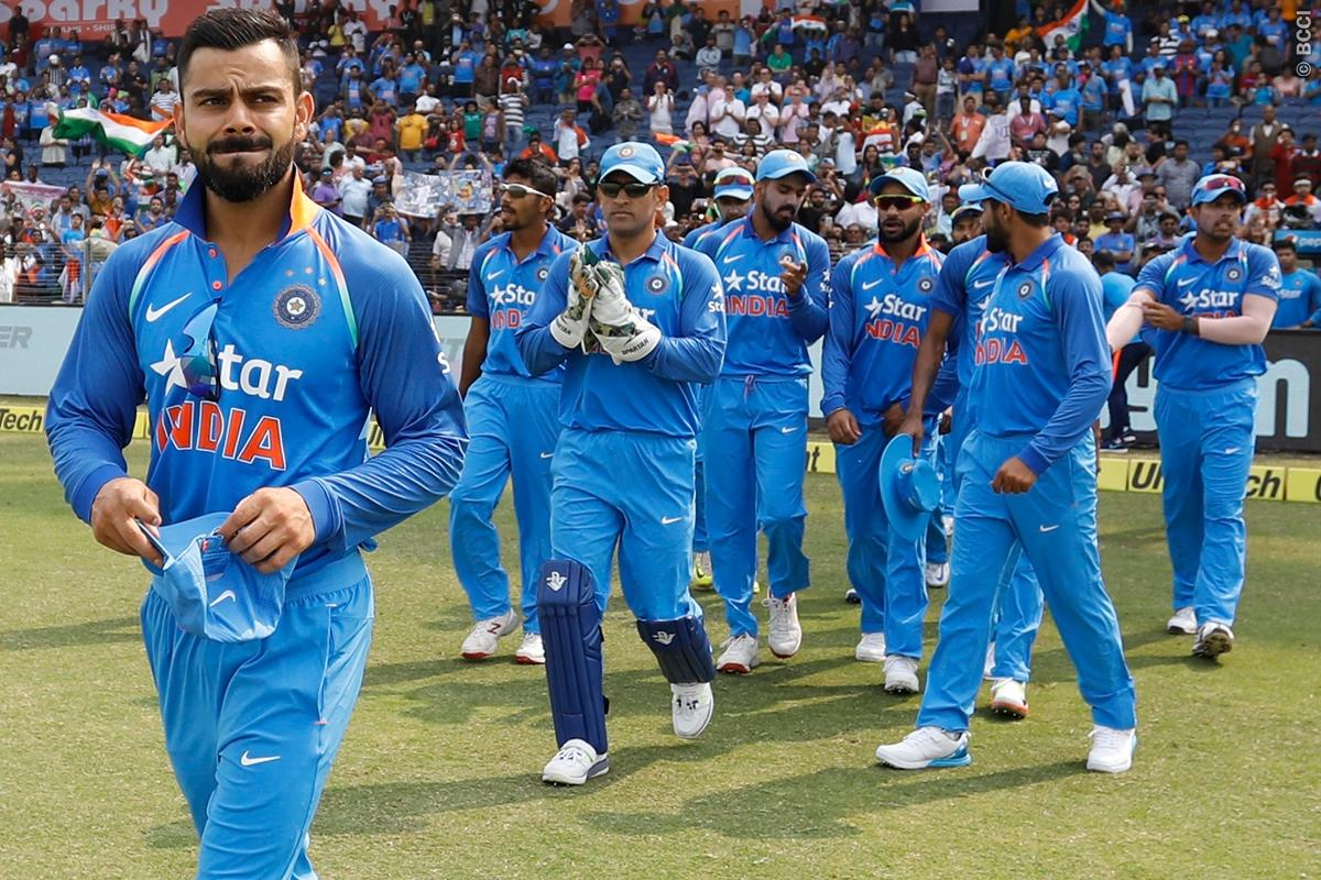 Virat rested for ODI Series