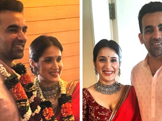 Zaheer Khan and Sagarika Ghatge marriage
