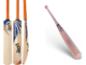 Difference between baseball bat and cricket bat