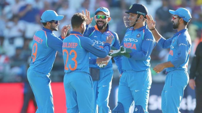 India vs South Africa 5th ODI