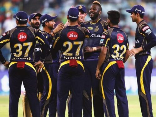 Kolkata Knight Riders IPL-2019 team T