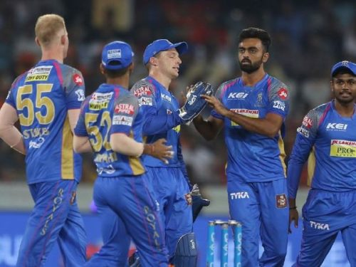 Rajasthan Royals IPL-2019 team