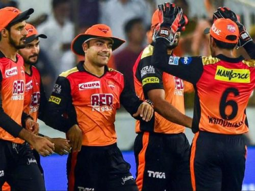 Sunrisers Hyderabad IPL-2019 team