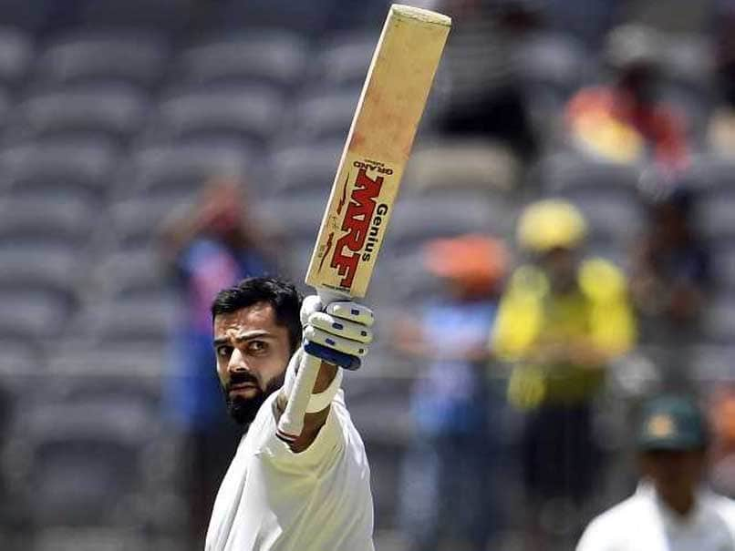 Virat Kohli 25th test hundred