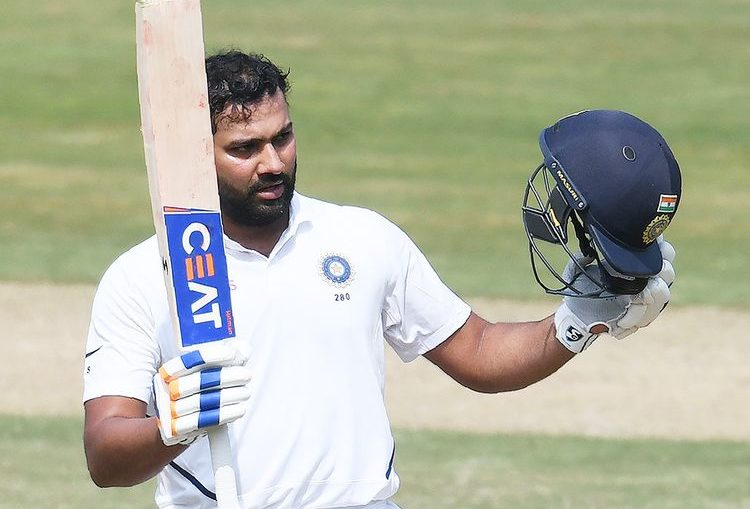 Rohit Sharma breaks most sixes record