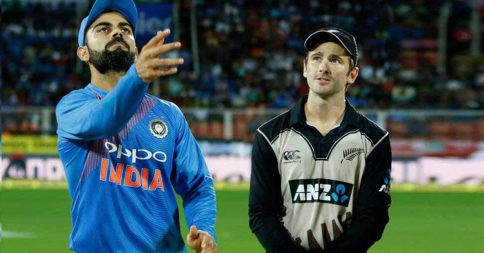 The Indian team's recordhas been very disappointing against New Zealandin T-20 matches