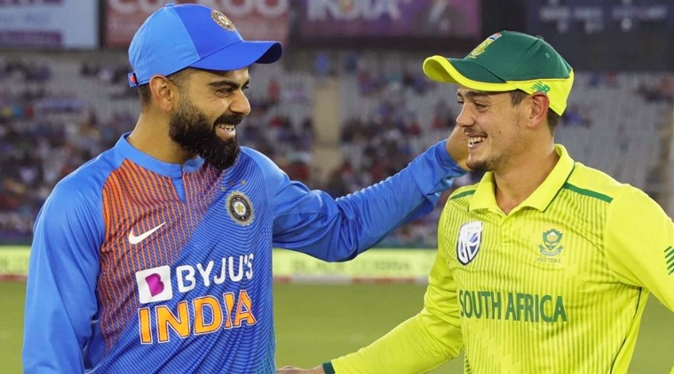 India vs South Africa ODI Series