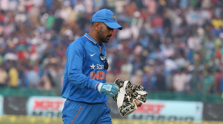 M S Dhoni resignation from captain